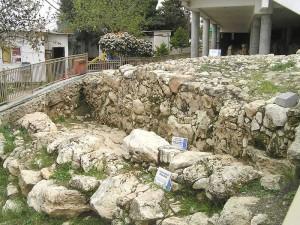 excavations at Tel Hebron