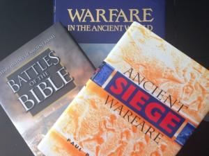 warfare books