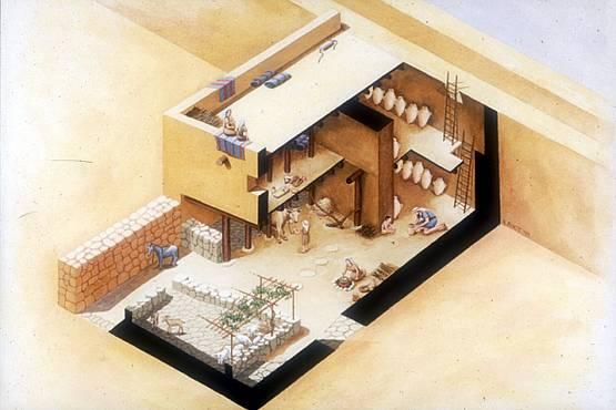4 -room house