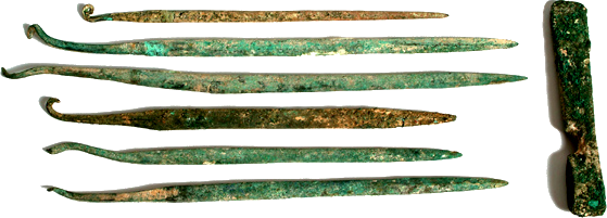 Bronze Age swords